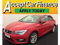 Seat Leon 2.0TDI CR ( 184ps ) ( s/s ) SportCoupe FROM £62 PER WEEK!