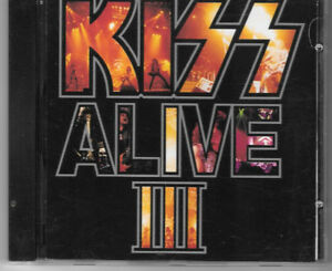 Kiss Alive 111  CD