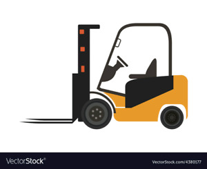 WANTED: Used forklift