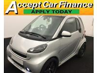 Smart fortwo 1.0 ( 102bhp ) Softouch 2012MY BRABUS Xclusive FROM £25 PER WEEK!