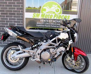 PARTS PIECES APRILIA SHIVER 750 2010