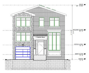 ARCHITECTURAL MECHANICAL HVAC - PERMIT DRAWINGS