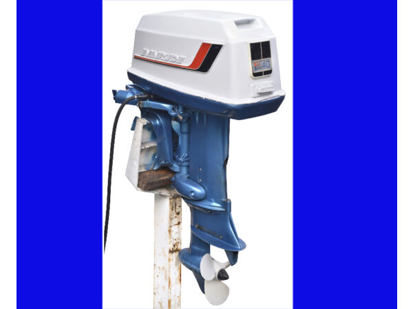 Evinrude electric start for sale canada for Evinrude 40 hp outboard motor for sale
