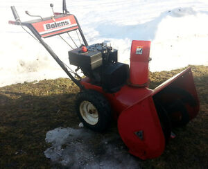 Hany Man's special Snow blower
