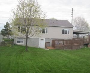 2 bedroom basement apartment very quiet close to school