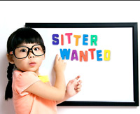 Occasional sitter needed