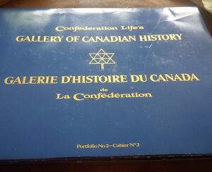 Confederation Life's Gallery of Canadian History, Port. #2