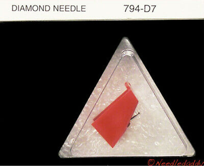 NEW IN BOX TURNTABLE NEEDLE FOR FISHER ST-67D MG-67 MG-66D ST-66D 794-D7