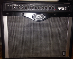 Peavey Bandits   Kijiji in Ontario. - Buy, Sell & Save with Canada's on bandit 112 peavey amp parts list, bandit 112 guitar amp, triangle schematic symbol circle with diagram, harmony amplifier schematic diagram,
