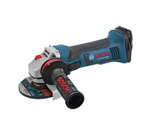 "Brand New Cordless Bosch 18 Volt 5"" Angle Grinder"