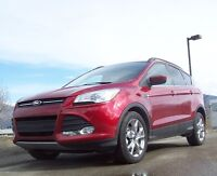 2015 Ford Escape SE/AWD/ Leather/NAVIGATION/SUNROOF/WARRANTY