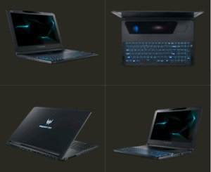 Acer Predator Triton 700 Gaming Laptop GTX1080 120Hz