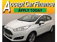 Ford Fiesta ZETEC FROM £33 PER WEEK!