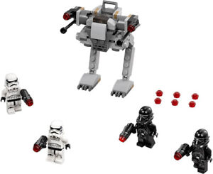 LEGO Star Wars 75165 Imperial Trooper new no box [Retired]