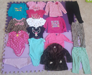 12-18M girl clothing