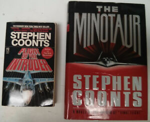 Stephen Coonts Books