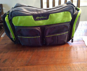 Eddie Bauer Places & Spaces diaper bag