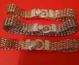 3 off Evening/Party Choker necklaces