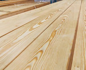 The NEW Cedar (Siberian Larch) + LIQUIDATION SALE - Good Prices!