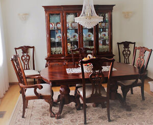 Large, Formal Dining Suite