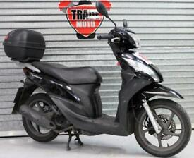 SOLD 61 NSC 110 VISION 108 SCOOTER LEARNER LEGAL PROJECT HPI CLEAR BIKE NOW SOLD