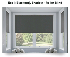 Thermal blackout roller blinds - brand new