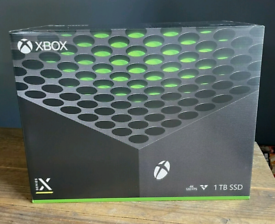Xbox Series X - Brand New, sealed