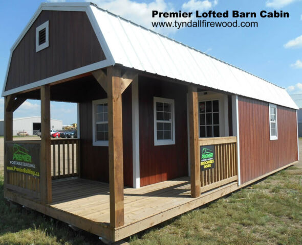 Cabins by Premier Portable Buildings | Other | Winnipeg ...