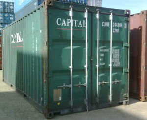New / Used Sea Containers Available!