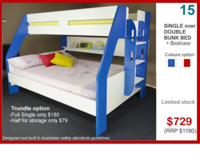 WAREHOUSE CLEARANCE-KIDS FURNITURE & MORE... Padstow Bankstown Area Preview