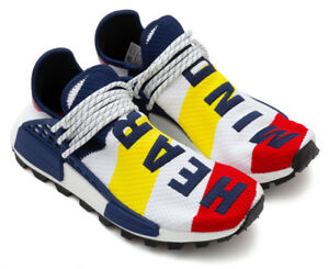 Adidas Pharrell Williams BBC Hu NMD Shoes 5.5M
