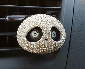 Panda With Wiggle Eyes