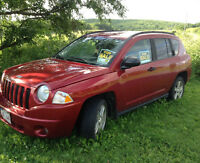 2007 Jeep Compass Sport - LOW Kms!!