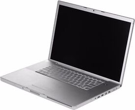" 17"" Apple MacBook Pro 2.33Ghz 2gb 250GB HD Logic Pro Final Cut Pro Microsoft Office Suite Ableton"