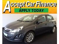 Vauxhall/Opel Corsa 1.2i 16v ( 85ps ) ( a/c ) 2014MY SE FROM £25 PER WEEK