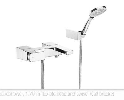 Roca L90 Wall Mounted Bath Shower Mixer A5A0101C00