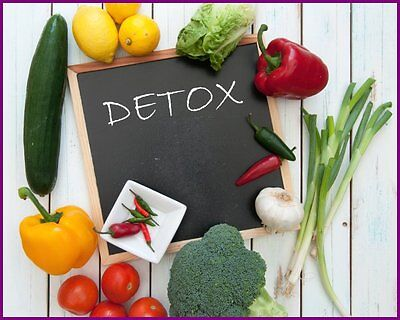 Detox And Cleanse Website. Top Ebay Business Seller Fully Stocked