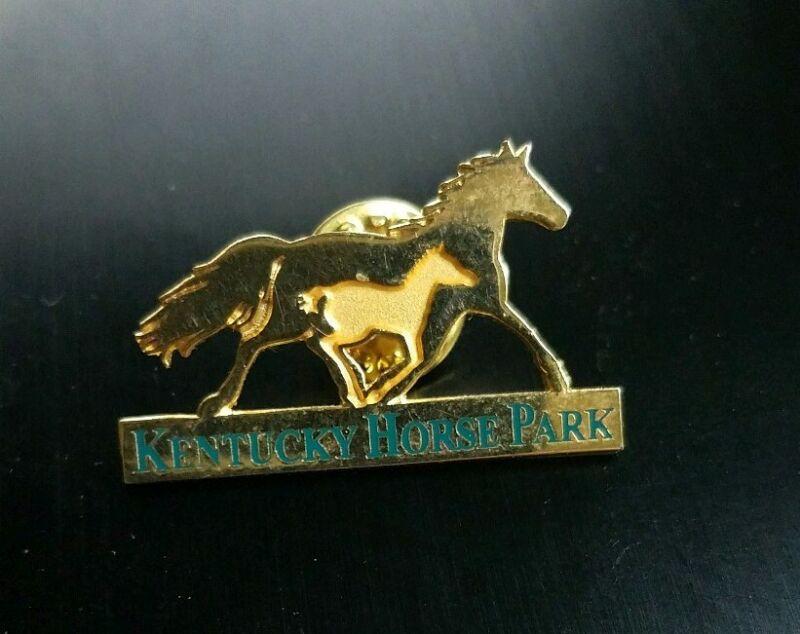 Kentucky Horse Park Souvenir Pin