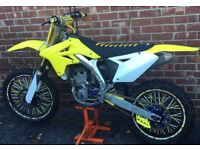 Rmz 250 2009 full engine rebuild crf ktm kxf yzf