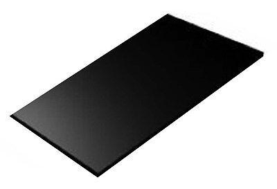 Silikon Gummiplatte Gummimatte Dichtung 50mmx80mm schwarz Stärke 1mm