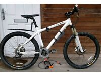 "Carerra Fury Mountain Bike 18"" frame (medium)"