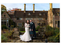 Wedding photographer from £595. Photography covering Kirkcaldy, Dunfermline, Glenrothes, St Andrews
