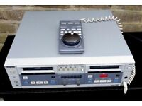SONY...EVO-9700P.. HI8 HIGH END Professional video editing suite system VGC. SOLD FOR NURSES CHARITY