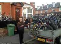 I am after your unwanted bikes cash paid for adult bikes