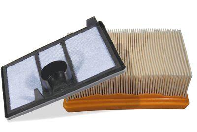 Stihl Genuine Oem Air Filter Kit 5 Pack Ts700 Ts800 Cut-off Saw 4224-007-1013