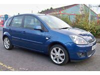 2008 (58) Ford Fiesta 1.25 Zetec Blue Edition