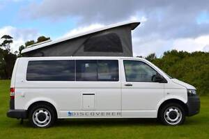 2012 Volkswagen Discoverer Pop-top Campervan - Immaculate!