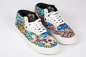 Lot-013-Vans-Half-Cab-20th-Anniversary-Jimbo-Phillips-original-art