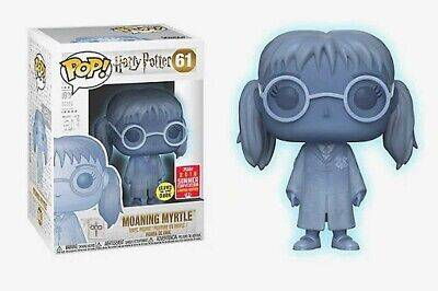 Funko POP Harry Potter Moaning Myrtle Model Vinyl Action Figure No. 61 Gift Toy