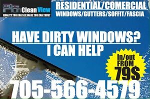 FREE ESTIMATE (WINDOW CLEANING)